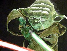 Yoda Fights