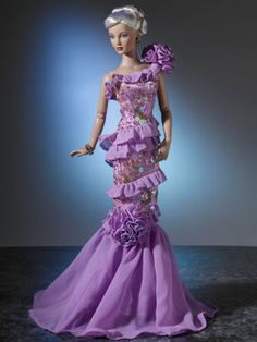 Tonner - Ashleigh Lilac Allure Outfit Cherished-Friends