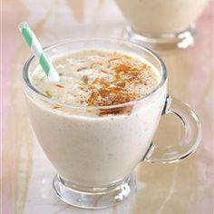 ΥΛΙΚΑ (για 1 μεγάλο ποτήρι)  150 γρ. στραγγιστό γιαούρτι, 2% λιπαρά  100 ml χυμό πορτοκαλιού  20 ml χυμό λεμονιού  ξύσμα από 1/3 πορτοκαλιού,...