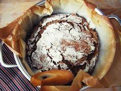 Brot aus dem Topf - ohne Gehen
