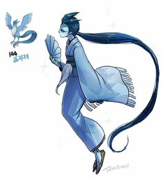 144.Articuno by tamtamdi on DeviantArt