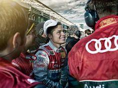 #Audi #motorsport Audi Motorsport, Le Mans, Portrait Photography, Andreas, Behance, Photographers
