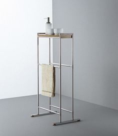 clean, modern rack