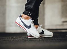 Salute To The Nike Cortez Leather USA