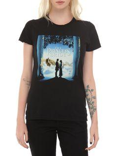The Princess Bride Poster Girls T-Shirt | Hot Topic