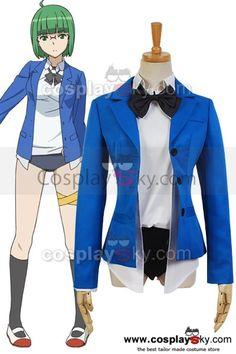 Ai Tenchi Muyo! Association des Etudiants Tōri Fueyama Uniforme Cosplay Costume  #cosplaysky