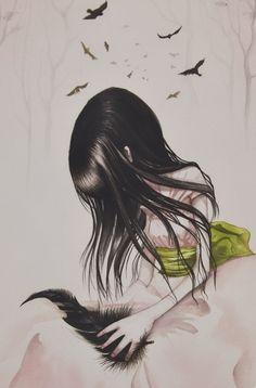 Annie Owens... | Kai Fine Art