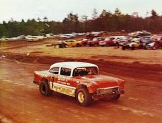 Ridge Runner, Chevy Chevelle Ss, 1955 Chevrolet, Old Race Cars, Dirt Track Racing, Vintage Race Car, Car Photos, Car Stuff, Shoe Box