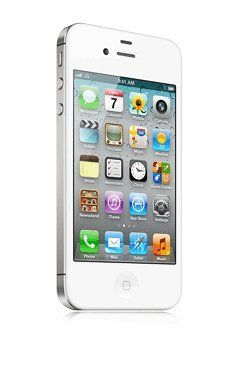 Big deal Apple iPhone 4 - Smartphone - White - Locked Verizon CDMA (Certified Re. discover this and many other bargains in Crazy by Deals, we bring daily the best discounts for you Iphone 4s, Handy Iphone, Apple Iphone 5, Free Iphone, Buy Iphone, Iphone Camera, Gadgets, Iphone 4 White, Macbook