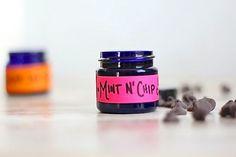 Mint Chocolate Homemade Lip Gloss -