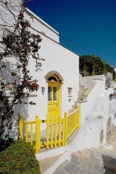 Summer colors ~ Tinos island