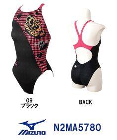 【楽天市場】【N2MA5780】MIZUNO(ミズノ) レディース競泳用水着 マイティライン ミディアムカット【HAPPY PALETTE】:SWIMSHOPヒカリスポーツ