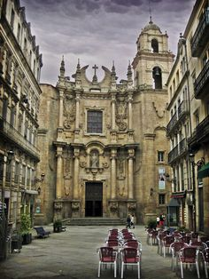 Iglesia de Santa Eufemia   #Ourense #TurismoOurense www.viveourense.es  SNP Consultores, especialistas en márketing estratégico. www.mundosnp.com