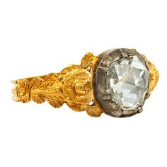 Antique Diamond Ring - i love this