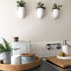 kitchen decoration – Home Decorating Ideas Kitchen and room Designs Laundry Decor, Laundry Storage, Laundry Hacks, Laundry Room, Laundry Cupboard, Kitchen Jars, Kitchen Decor, Kmart Home, Kmart Decor
