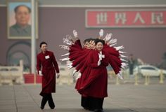 en Pekín, China