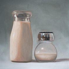 "Daily Paintworks - ""Milk and Sugar"" by Lauren Pretorius"