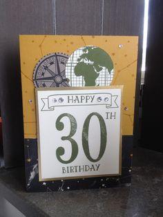 kaartjes fun: 30jaar de wereld ligt aan je voeten