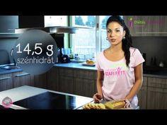 Paleo kenyér, zsemle, pogácsa és pizza recept (csökkentett kalória és szénhidrát) - YouTube Paleo, Healthy Sweets, Food And Drink, Youtube, Women, Recipes, Beach Wrap, Clean Eating Sweets