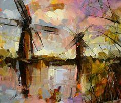 lk4t Paintings by Lyubomir Kolarov