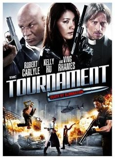the tournament | watched it for kelly hu