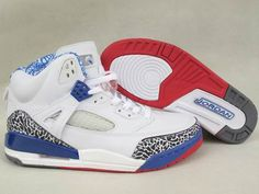 new concept 3d8ff 7f751 Air Jordan 3.5 Retro Blue Red White