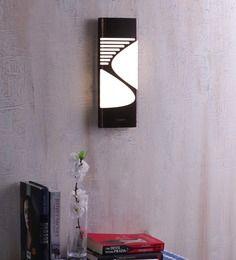 Philips Designer Oriel Black & White Wall Light