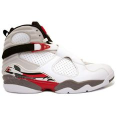 size 40 1d567 b8a8c Air Jordan Retro 8 White Black True Red 305381 cheap Jordan If you want to look  Air Jordan Retro 8 White Black True Red 305381 you can view the Jordan 8 ...