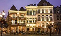 Hampshire Classic Hotel en residence De Draak - Top Trouwlocaties - Bergen op Zoom, Noord-Brabant #trouwlocatie #trouwen #feestlocatie