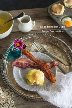 Eggs Benedict Cups