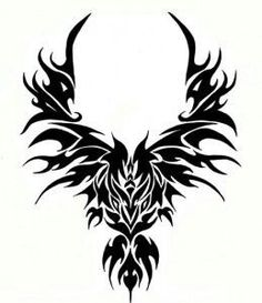Phoenix Meaning as a Tattoo - The Fire As with any fire, there's the sense of purification coming from fire, as represented by going through difficult times that try you as fire, and transforms you into a new person if you can survive those purging times. That's the flame and fire side of it.