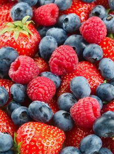 berries fresh, black cod, bok choy and ginger are 4 anti inflammatory foods recommended by Dr. Weil