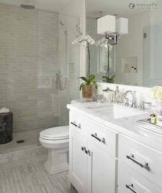 Fresh Modern Small Bathrooms With Bathroom Design #7950