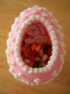 Sugar eggs...remember these? #Easter Well you can make your own
