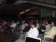 The wonderful audience enjoying the show 20/10/2013