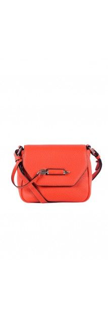 NOVAKI SMALL CORAL CROSS BODY BAG.  Mackage is absolutely killin' the bag game.  WOW.