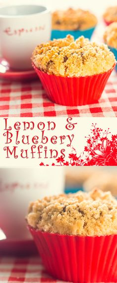 Lemon and Blueberry Muffins Recipe: These delicious Lemon and Blueberry muffins are made even more special with the addition of a fantastic crumble topping to give them a unique crunch.