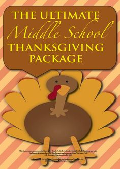Only $4!   This packet has everything you need for a Language Arts or History Thanksgiving unit.