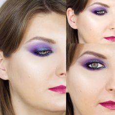 Ahumado en violeta.