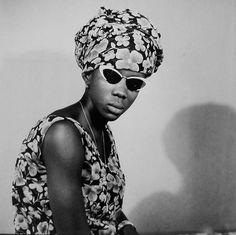 O trabalho de Sidibé é superimportante também por trazer uma referência iconográfica de negros e produzida por um negro