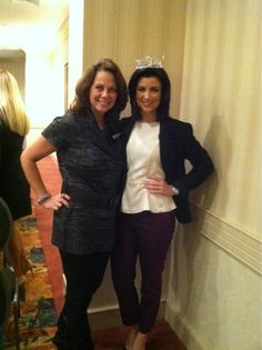 So much fun with Kaye Lani in Michigan at Fall Forum this weekend!  -Laura