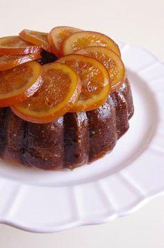 Orange and Ricotta Bundt Cake | I Love Cakes