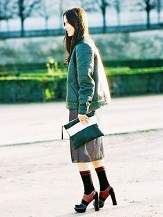 How to Wear Every Sock Length: A Visual Guide - Street Style