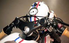 R Scrambler - caferacerpasion: Honda CB350 Cafe Racer by...