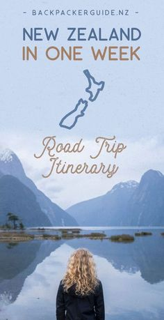 How to make the most of one week in New Zealand. We'll just say it: you've got to be 10 kinds of crazy to try and see New Zealand in one week. Nevertheless, if one of your crazy streaks is your love of driving, then this is the road trip itinerary for you. If you want to see New Zealand in one week, then we suggest to spend time on just one of the islands, the North Island or the South Island. We have itineraries for both of those – for the North Island in One Week here and the South Island…