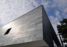 External Cladding, Stone Facade, Facade Design, Bauhaus, Natural Stones, Skyscraper, Multi Story Building, Sweet Home, Exterior