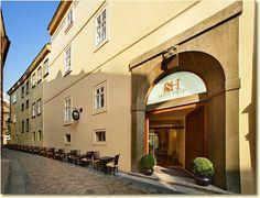 Savic Hotel, Prague, Czech Republic