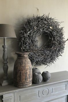 Dark Mori - Ladies of a grim forest Wabi Sabi, Shades Of Grey, Brown And Grey, Home And Living, Rustic Decor, Rustic Charm, Sweet Home, Shabby Chic, Home And Garden