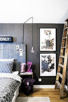 VM designblogg: Σκανδιναβική κατοικία Cosy Bedroom, Home Decor Bedroom, Diy Home Decor, Interior Design Living Room Warm, Design Room, 3d Texture, Home Office Space, Transitional Decor, Scandinavian Interior