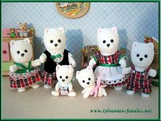 Sylvanian families dog family